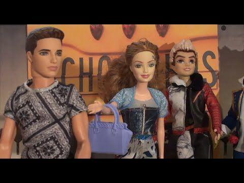 Barbie Running for class captain   Barbie Fashionista Ken Ryan Descendan...
