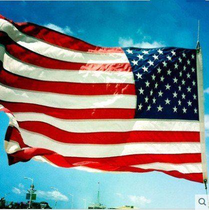 Large American Flag