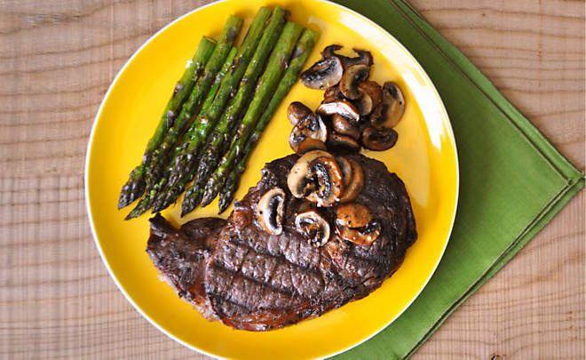 Die besten 25+ Grilled ribeye steak recipes Ideen auf ...