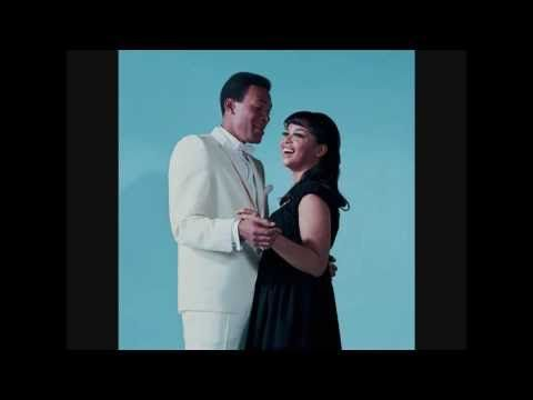 ▶ Marvin Gaye with Tammi Terrell  - You're All I Need to Get By - YouTube  I can't believe I missed this when I save all of the other great hits that I like by these two.
