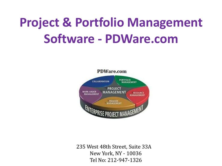 Where to Get Project & #Portfolio_Management_Software  If you want to increase productivity and ROI of your business, use project & portfolio management software and see better result in growth. PDWare.com is best and suitable place to get portfolio management software at very affordable price. See our presentation about feature of our portfolio management software.