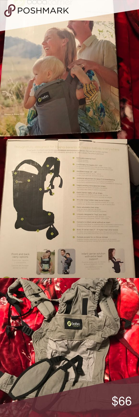 Boba Carrier Excellent condition. Used once. boba Other