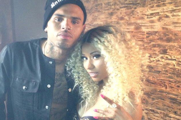 Nicki Minaj & Chris Brown