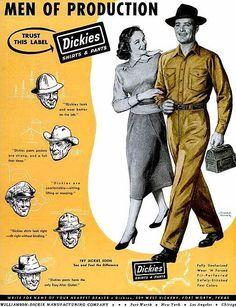 Dickies Vintage 33