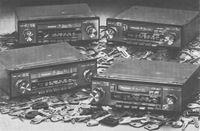 Panasonic Supreme Series Car Stereos 1980 Ad Picture