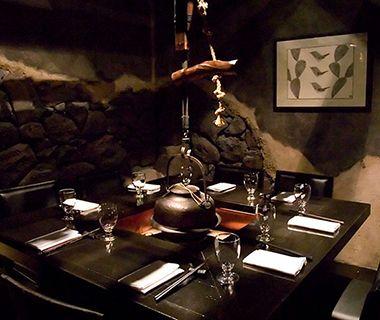 America's Strangest Restaurants: Ninja in lower Manhattan New York