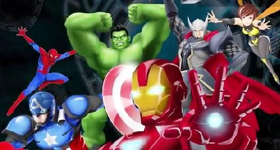 Marvel Disk Wars – Avengers Ultimate Heroes: nuovo video dal gioco