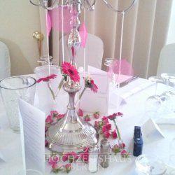 Tischmuck Light Pink – Hochzeitshaus Berlin