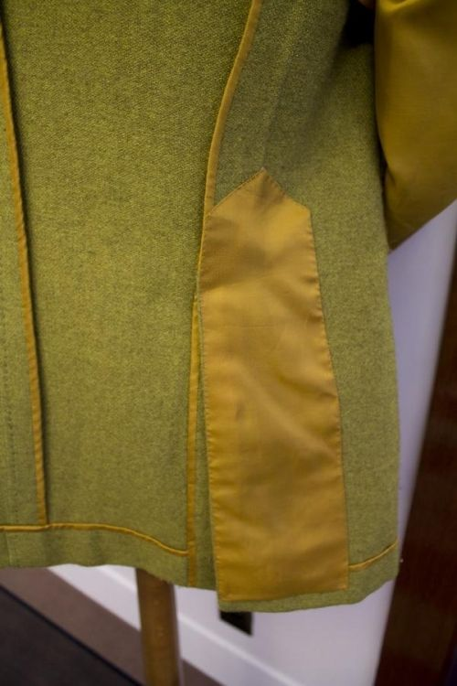 "Cifonelli - ""Qilian"" jacket  (Yak wool from Tibet)"