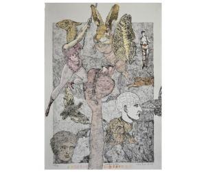 Artworks by Media | Julie Ross