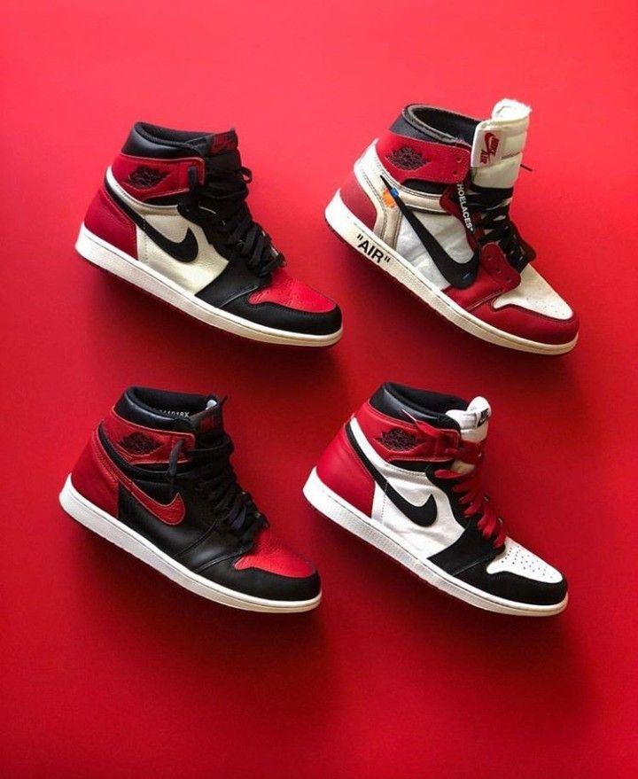 ellos Para aumentar Descuido  Jordán one red ⚡🙏🏾 | Zapatillas nike para hombre, Zapatos nike hombre, Zapatillas  nike