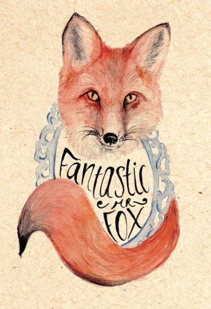 The Fantastic Mr Fox By Roald Dahl Foxes In Art