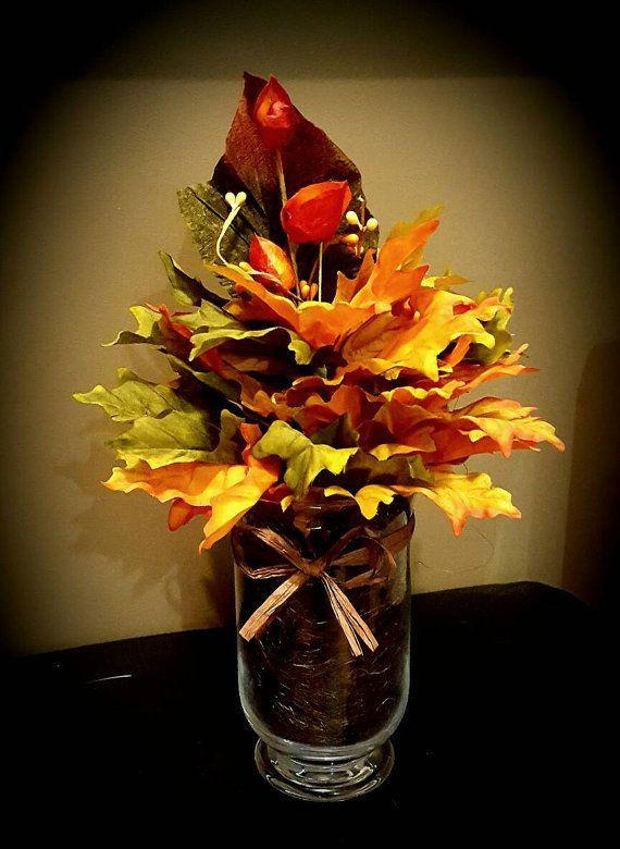 Retrouvez cet article dans ma boutique Etsy https://www.etsy.com/fr/listing/469771166/composition-florale-samhain