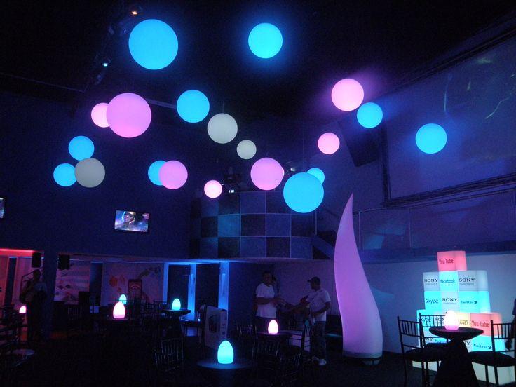 Decoración para eventos sociales, btl, y corporativos en interior. #airstar #iluminacion #decoracion #eventosocial #wedding #btl #corporativo #ilumination #decor #eventos