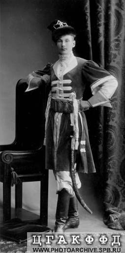 Kleinmichel Nikolay Vladimirovich / граф Клейнмихель Николай Владимирович (1877 - 1918)