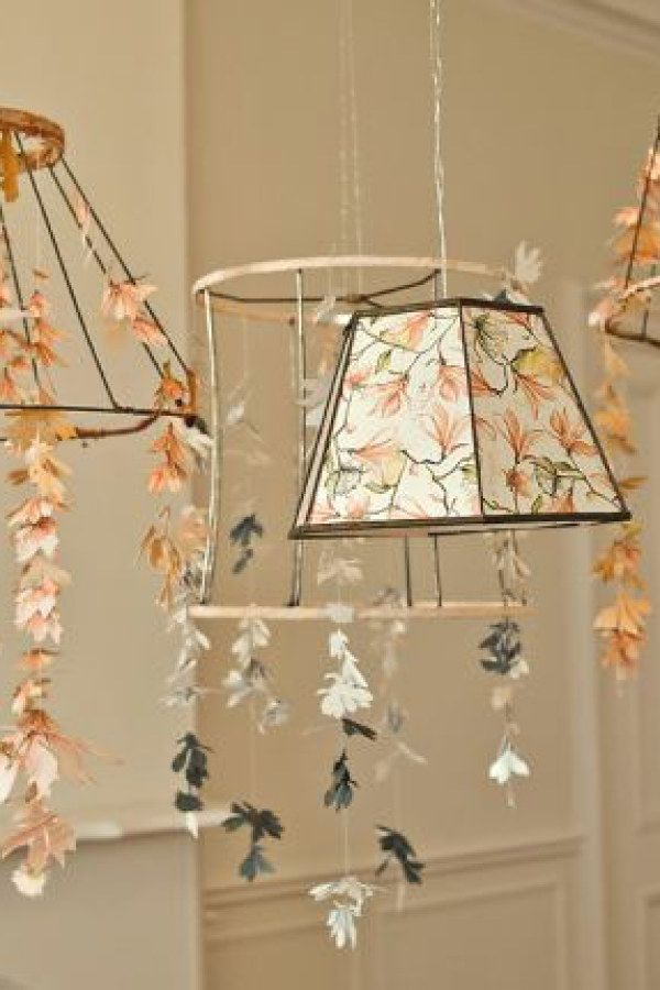 12 Beautiful Diy Lighting Fixture Ideas