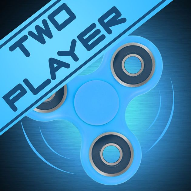 #NEW #iOS #APP Fidget Hand Spinner - Simulator Spinny Toy - Livija Lavrencic