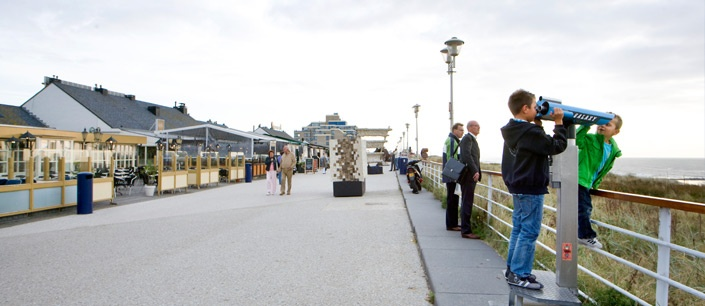 Boulevard Kijkduin (foto: Inge van Mill)