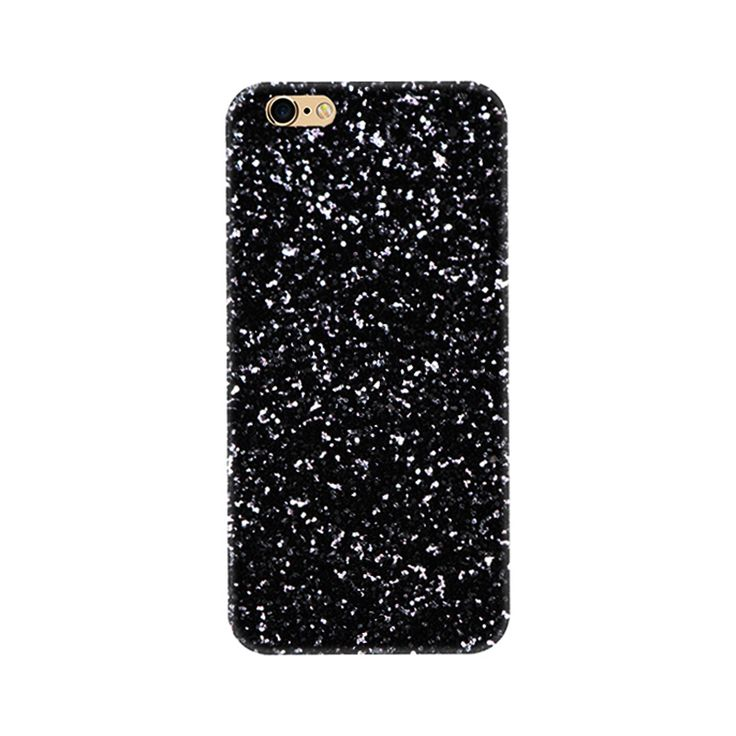 2017 The Newest Luxury classic simple christmas party gift brilliant sequins glitter scrub pc cell phone. Click visit to buy #RhinestoneCase #rhinestone #case