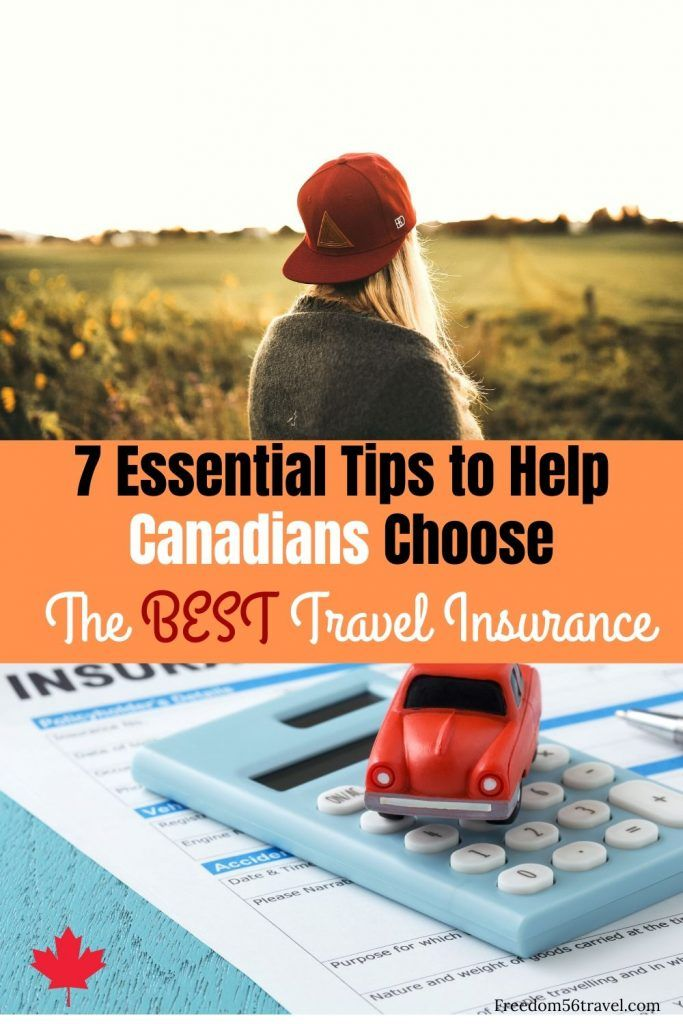Best Travel Insurance Canada Reviews For 2020 With Images