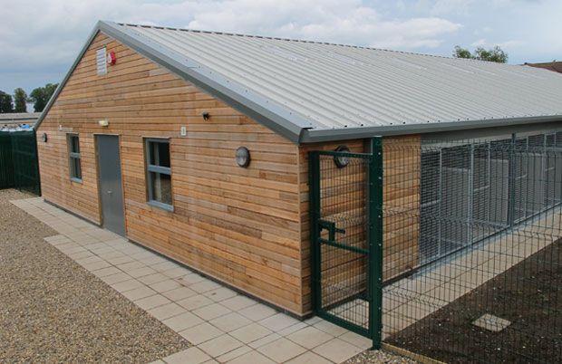 Kennel Building Design Plans | Commercial Kennels