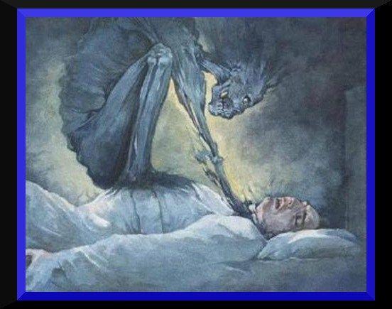 sleep paralysis old hag yahoo dating