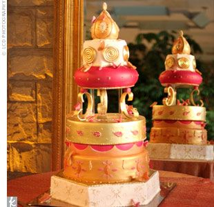 Indian Wedding Cakes Desi A