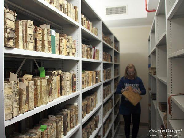 Archiwum Starodruków w Bibliotece Diecezjalnej w Pelplinie, #Poland