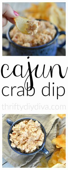 I love dips that offer the perfect amount of spice without being too overpowering and too hot! And this Cajun Crab Dip is just that – perfect! You can serve this with anything from chips to breadsticks to crackers (I love Ritz crackers for this).  Add this to your Mardi Gras appetizers recipes list!