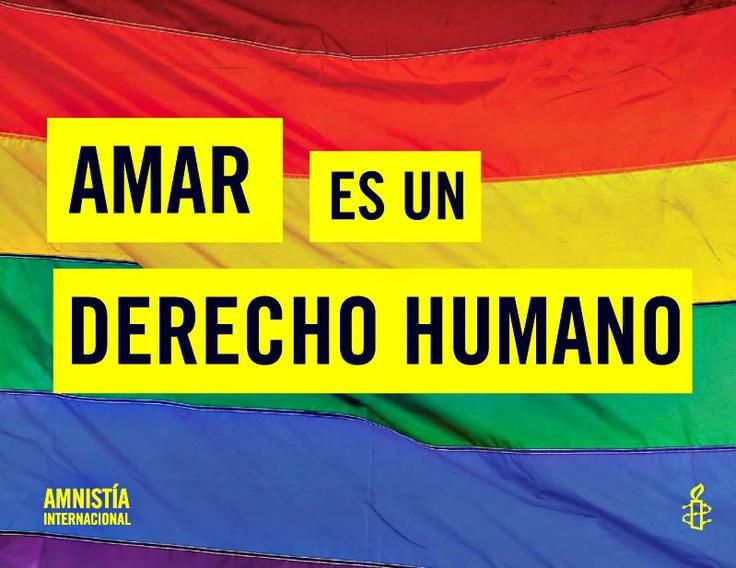 ¡Luchemos todas y todos por un mundo donde amar no deba significar enfrentarse a la discriminación!    17 de mayo Día Internacional contra la Homofobia y la Transfobia.