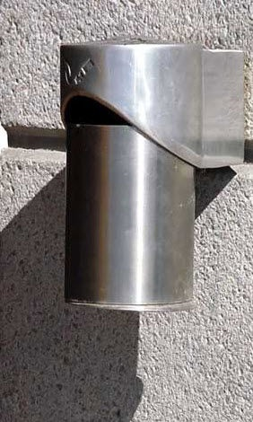 25 Best Ideas About Outdoor Ashtray On Pinterest Pvc
