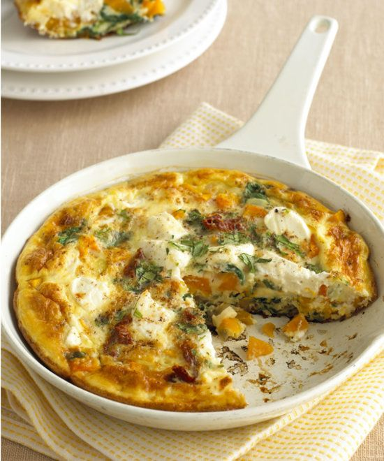 Frittatas are great springtime meal idea and the perfect way to get your daily hit of #protein.
