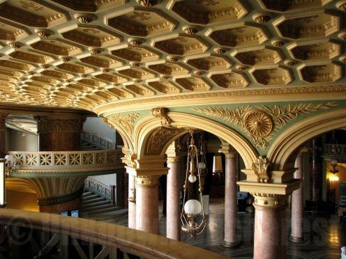 Romanian Athenaeum, a must see landmark of Bucharest, since 1888