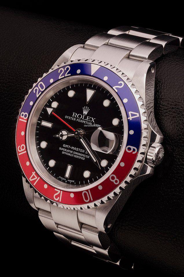 Rolex Gmt Master Ii 16710 Pepsi Y Series Rolex Rolex Gmt Master Ii Rolex Gmt