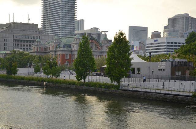 little but great things by Elena Take: Лето в Осаке и наш выходной по середине недели