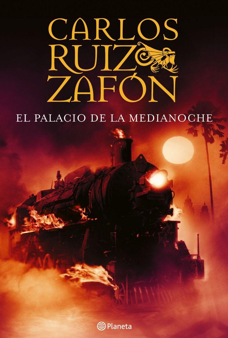 """""""El palacio de la media noche"""" de Carlos Ruiz Zafón. Ficha elaborada por Daniel Serrano."""