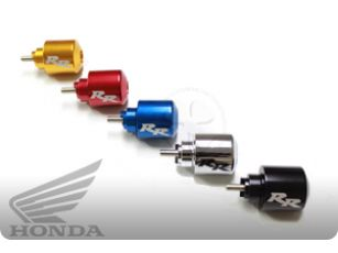 Honda Bar ends: Honda CB599, Honda CB919, Honda CBR600, Honda CBR600 F2, Honda CBR600 F3, Honda CBR600 F4, Honda CBR600 F4i, Honda CBR600 RR, Honda CBR900RR, Honda CBR 929RR, Honda CBR 954RR, Honda CBR 1000RR, Honda CBR1100xx Honda RVT 1000 RC51, Honda VFR800, Honda VTR 1000