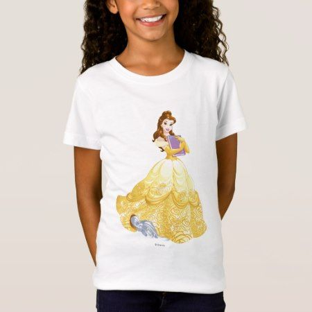 Belle | Express Yourself T-Shirt - tap to personalize and get yours