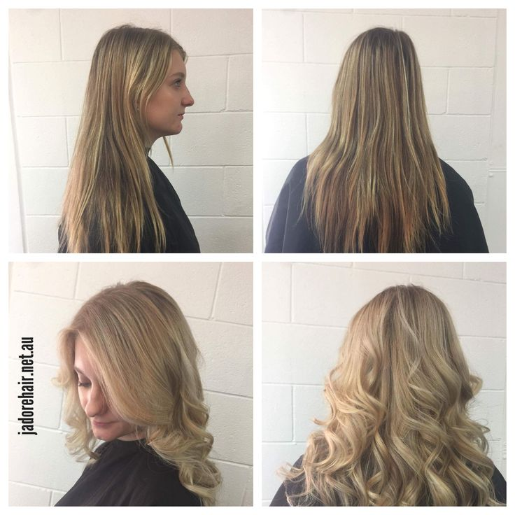Hair transformation by Jadore Hair Cleveland