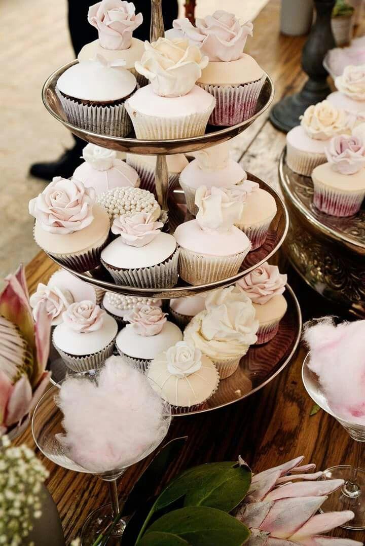 #Wedding #Cupcake #Pastel #Candyfloss