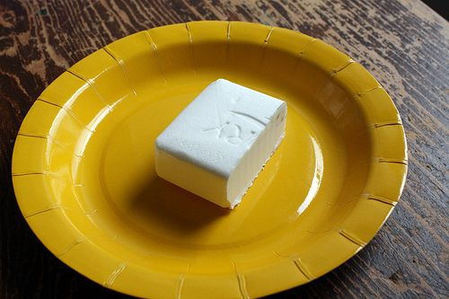 microwave Ivory soap. Great science experiment!