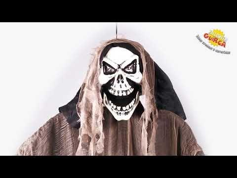 Comprar Colgante Calavera Parlante Terror 190 cms * a 59,99€ > Decoración para halloween . > Disfraces y complementos halloween > Disfraces y complementos halloween 2017                            . > Disfraces baratos y de lujo | Disfraces baratos, Pelucas para disfraces, Disfraces,Party, Tienda de disfraces online,Tiendas de disfraces Madrid, MUÑECOS DE GOMA, Pelucas para Disfraz,Venta online de Disfraces, Disfraces, Disfraces Madrid