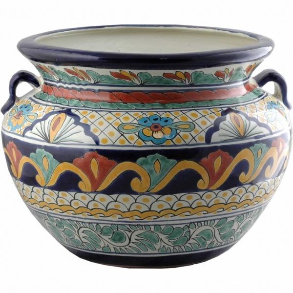 181 best talavera pottery images on pinterest talavera for 6 ceramic flower pots