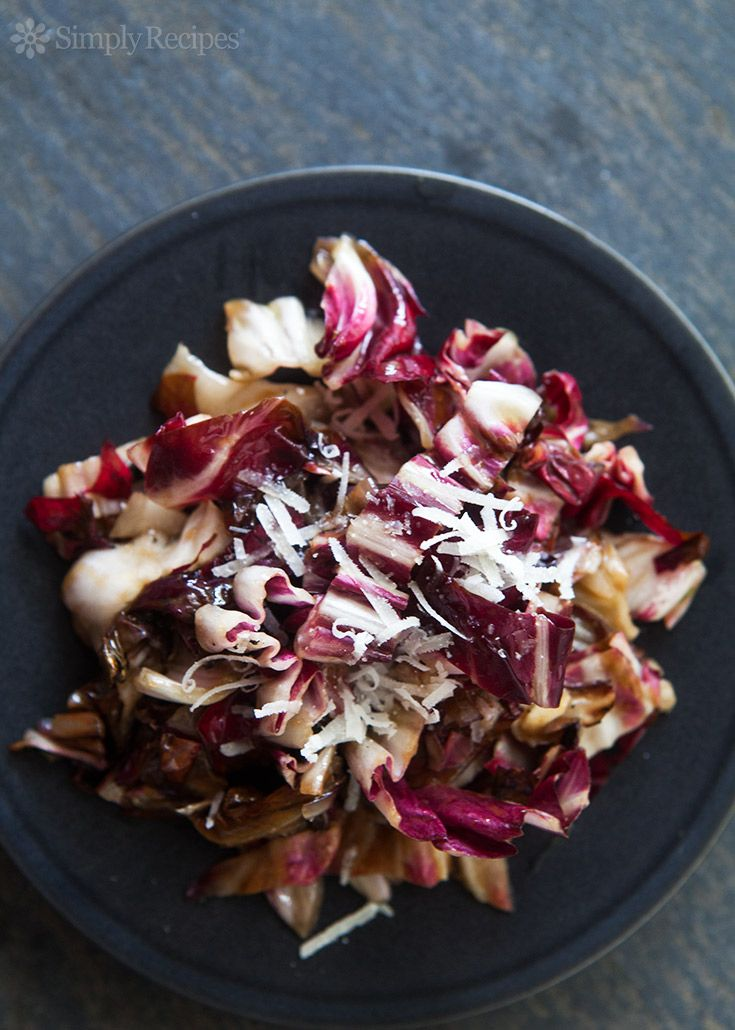 Grilled radicchio salad have you ever had grilled for Food bar 1480