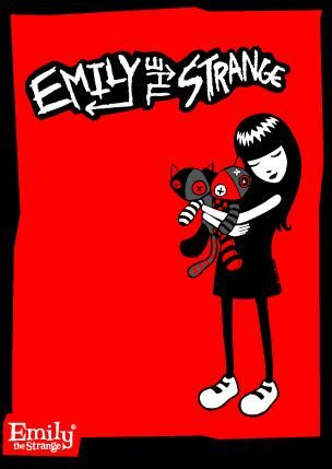 17 Best Images About Emily The Strange On Pinterest