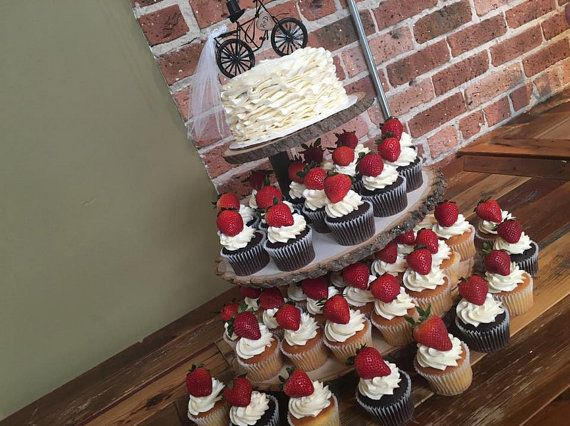 17 best ideas about Wedding Cupcake Stands on Pinterest 2 tier