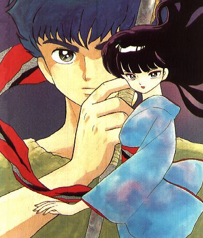 Quite an old anime, but I really like it. A must see if you feel like some old school anime action. Warning: it can be quite gruesome ^^  Manga/Mermaid Saga - Television Tropes & Idioms