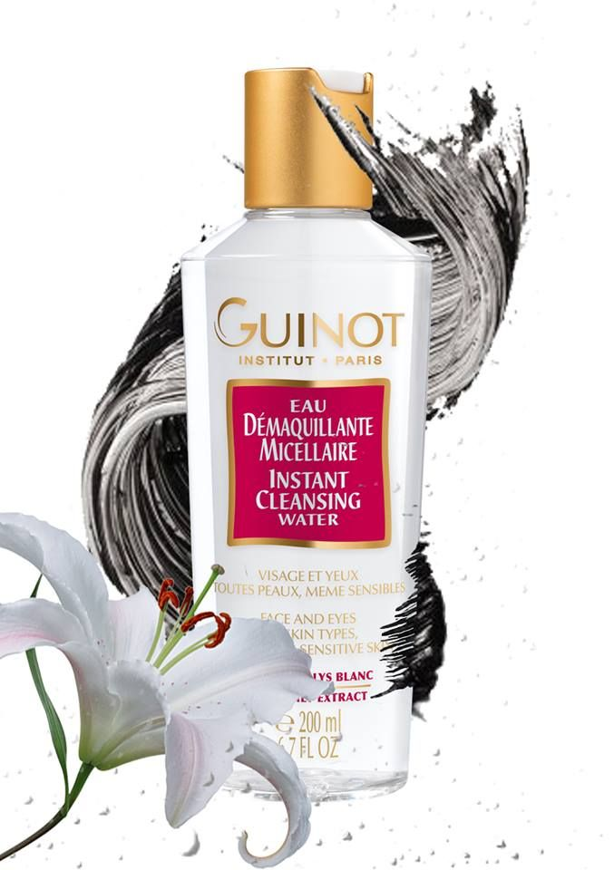Eau Demaquillant Micellaire instant cleansing water