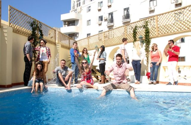 Language course in Maltalingua
