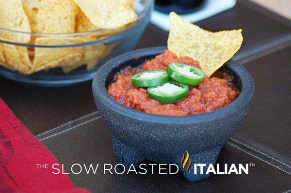 Smokey and Delicious!: Fiery Salsa: Food Recipes, Mexicans Beans, Special Recipes, Roasted Tomatoes, Roasted Italian, Beans Dips, Super Bowls, Slow Roasted, Fieri Salsa